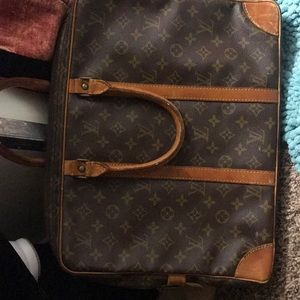 Louis Vuitton laptop or briefcase